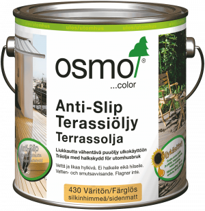 Terassiöljy Osmo Color Anti-Slip