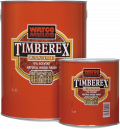 Timberex Wax Oil lattiaöljy